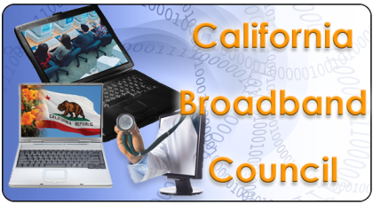 California Broadband Council Logo