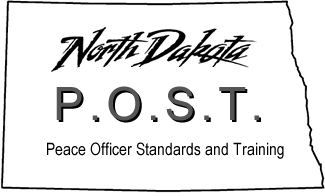 North Dakota Peace Officer Standards and Training Logo