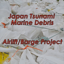 Learn more about DEC's Marine Debris Program and check out the latest on the airlift/barge cleanup project happening throughout the Gulf of Alaska.
