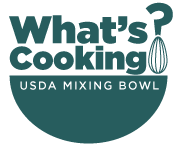 What's Cooking? USDA Mixing Bowl