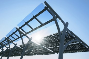 What is 'grid parity'?