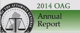 View the 2012 OAG Annual Report