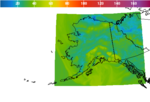 Alaska 1-Hr Average Ozone Concentration Image