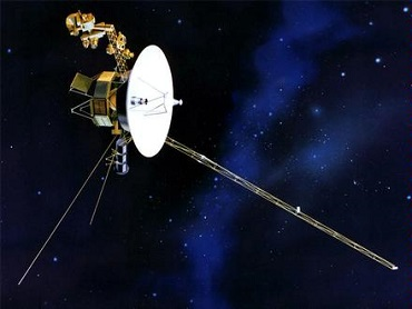 Voyager Twin Spacecraft