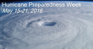 Hurricane Prep Week 2016 (Hurricane Isabel 2002)