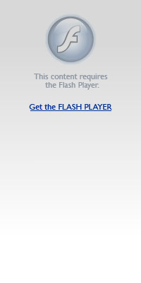 This content requires the Flash Player. Get the Flash Player by clicking here.