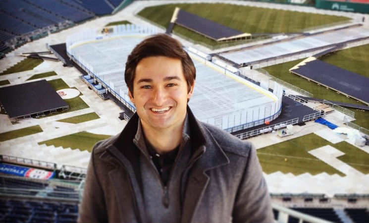 Get to Know Zach Leonsis