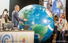 Opening ceremony at COP22 - photo by UNFCCC