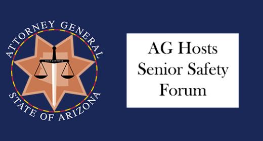 Senior Safety Forum    11/17/16 feature image