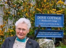 A photo of Ardis L. Glenn taken at Wordsworth's Dove Cottage