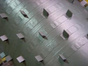 paper shredder blade