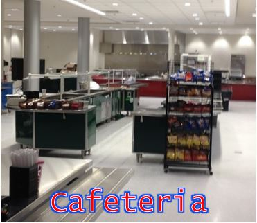Cafeteria Page