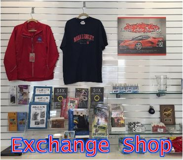 Exchange Shop Page