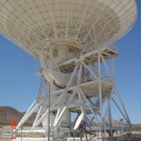 Antenna 2 located at Venus Site in Goldstone, CA