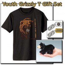 Youth Grizzly T Bundle