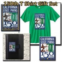 150th T Shirt Gift Set