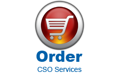 ORDER CSO services