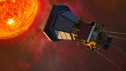 NASA Missions Keep Close Watch on Space Weather