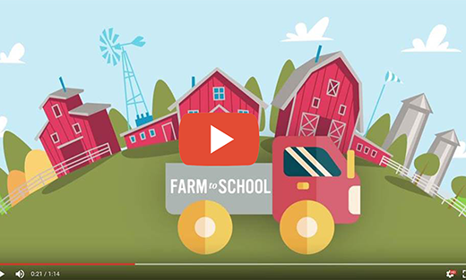 National Farm to School graphic