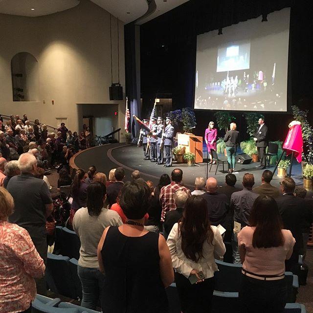 ASDB Historic Landmark Ceremony Opening
