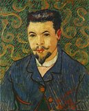 Portrait of Doctor Felix Rey Oil Painting Reproduction
