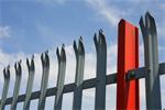 security services palisade fencing preston