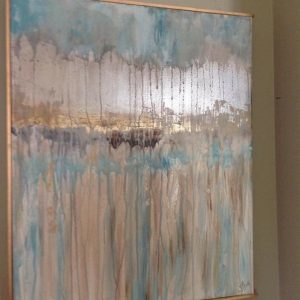18x24 Abstract by Shannon Harris