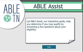ABLE Assist Interative Guide