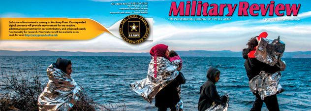 This month's journal highlights the military implications and challenges associated with human mass migrations—situations like the plight of refugees depicted on our cover. We begin this issue with an excerpt from Who Are We? The Challenges to America's National Identity […]
