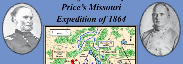 The Last Confederate Raid on Missouri   In the fall of 1864, a large Confederate force launched a major raid on Missouri. That raid would culminate in the Battle of Westport in Kansas City, a Union victory that effectively ended […]