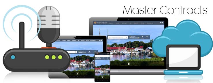 Master contracts - radio cloud hosting audio laptop tablet and phone and more