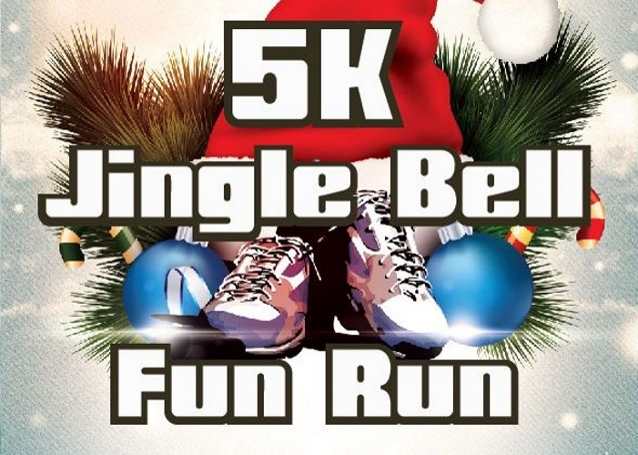 Jingle Bell Jog 5K Fun Run/Walk