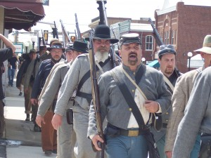 145th Anniversary March from Sailor's Creek through Prince Edward to Appomattox