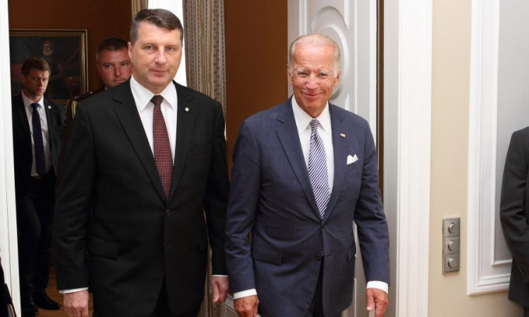 Readout of Vice President Biden's Meeting with President Raimonds Vējonis of Latvia
