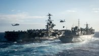 Six Military Sealift Command ships have completed their support of the bi-annual, Rim of the Pacific 2016 exercise in and around the Hawaiian Islands. From the start of RIMPAC on […]