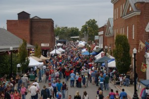 Heart of Virginia Festival - 1st Saturday every May