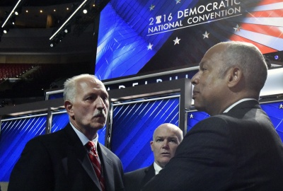 Secretary Johnson Securing the 2016 Democratic National Convention