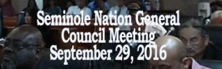 General Council Meeting September 29, 2106