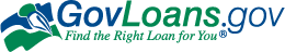 GovLoans.gov - Find the Right Loan for You