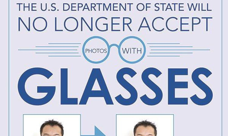 No More Eye Glasses in Photographs!