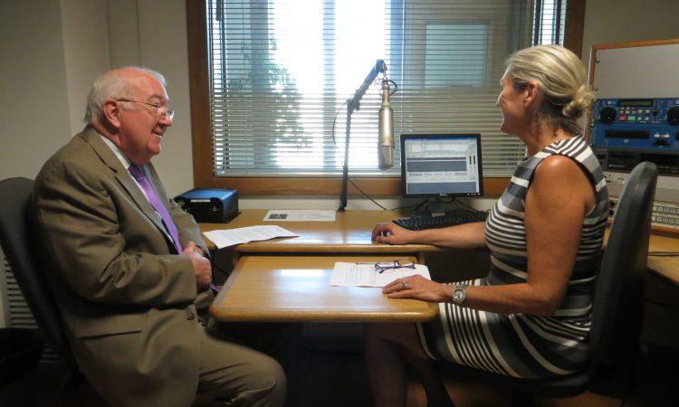 Ambassador shares memories of September 11th