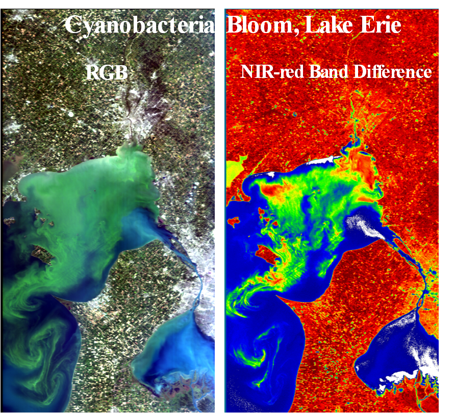 CLICK HERE: Commercial Space-borne Hyperspectral Harmful Algal Bloom (HAB) Products