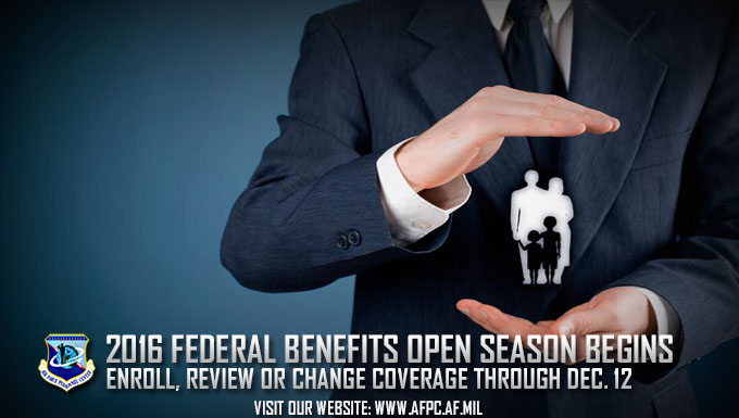 2016 Federal Benefits Open Season
