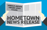 Submit a Hometown News Release