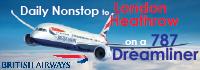 British Airways Nonstop