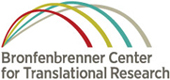Logo Graphic for the Bronfenbrenner Center for Translational Research