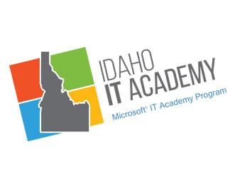 Idaho Microsoft Imagine Acadmey Logo