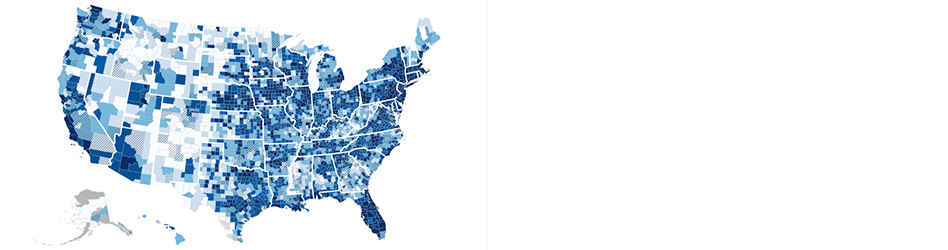 Mapping Medicare Disparities