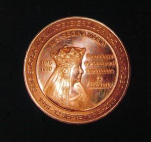 2009.09.12 revers 90 de ani de la infiintarea Societatii Mormintelor Eroilor Cazuti in Razboi