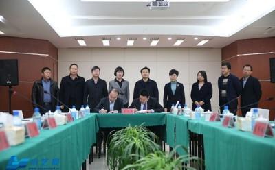 新疆天业节水与山东东信塑胶签署合作签仪